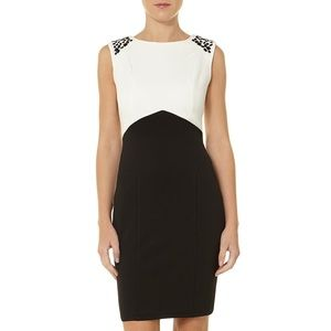 Luxe Dorothy Perkins ivory&unlock dress